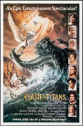 """Movie Posters:Fantasy, Clash of the Titans (MGM, 1981). One Sheet (27"""" X 41"""") AdvanceStyle B. Fantasy.. ..."""
