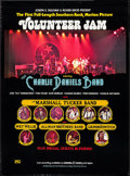 "Movie Posters:Rock and Roll, Volunteer Jam (Good Vibes, 1976). One Sheet (29.75"" X 40""). Rockand Roll.. ..."