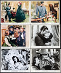"Movie Posters:Academy Award Winners, Gone with the Wind (MGM, R-1961/R-1968). Color Photos (4) &Photos (22) (Approx. 8"" X 10""). Academy Award Winners.. ... (Total:26 Items)"