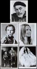 """Movie Posters:Science Fiction, Soylent Green (MGM, 1973). Photos (20) (8"""" X 10""""). ScienceFiction.. ... (Total: 20 Items)"""