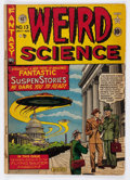 Golden Age (1938-1955):Science Fiction, Weird Science #13 (#2) (EC, 1950) Condition: GD....
