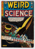 Golden Age (1938-1955):Science Fiction, Weird Science #5 (EC, 1951) Condition: VG-....