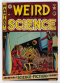 Golden Age (1938-1955):Science Fiction, Weird Science #8 (EC, 1951) Condition: VG/FN....