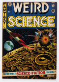 Golden Age (1938-1955):Science Fiction, Weird Science #11 (EC, 1952) Condition: VG/FN....