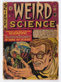 Golden Age (1938-1955):Science Fiction, Weird Science #12 (#1) (EC, 1950) Condition: GD-....