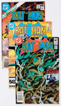 Modern Age (1980-Present):Superhero, Batman Modern Age Box Lot (DC, 1980-87) Condition: Average VF....