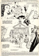 Michael Golden X-Men Annual #7 Page 1 Original Art (Marvel, 1983)