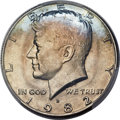 Kennedy Half Dollars, 1982-D 50C MS67+ PCGS....