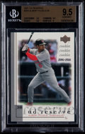 Baseball Cards:Singles (1970-Now), 2001 Upper Deck Reserve Albert Pujols #204 Rookie SP Beckett GemMint 9.5....