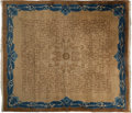 Rugs & Textiles:Carpets, A Chinese Woven Wool Rug, 20th century. 7 feet 11 inches long x 6feet 11 inches wide (241.3 x 210.8 cm). PROPERTY FROM TH...