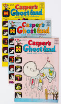 Bronze Age (1970-1979):Cartoon Character, Casper's Ghostland File Copies Long Box Group (Harvey, 1960s-70s)Condition: Average VF/NM....