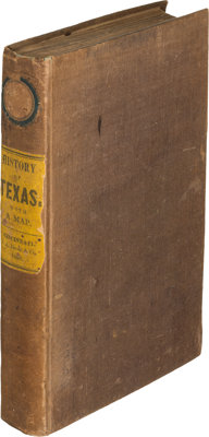 David B. Edward. The History of Texas; Or, the Emigrant's, Farmers, and Politician's Guide t