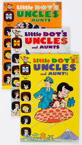 Bronze Age (1970-1979):Humor, Little Dot's Uncles and Aunts File Copies Long Box Group (Harvey,1969-74) Condition: Average NM-....