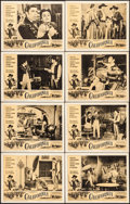 """Movie Posters:Western, California & Others Lot (American International, 1963). Lobby Card Set of 8 (11"""" X 14""""), One Sheets (3) (27"""" X 41""""), & Half ... (Total: 12 Items)"""