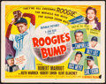 "Movie Posters:Sports, Roogie's Bump (Republic, 1954). Half Sheet (22"" X 28"") Style A. Sports.. ..."