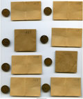 Civil War Patriotics, Collector's Group of Civil War Patriotic Tokens, 100 different,many Mint State: ... (Total: 100 coins)