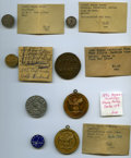 U.S. Presidents & Statesmen, Selection of 17 Bryan-Related Items: ... (Total: 17 coins)