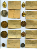 Lincoln, Small Selection of Lincoln Historical Pieces: ... (Total: 16 coins)