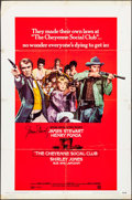 """Movie Posters:Western, The Cheyenne Social Club & Other Lot (National General, 1970). Autographed One Sheets (2) (27"""" X 41""""). Western.. ... (Total: 2 Items)"""