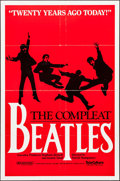 """Movie Posters:Documentary, The Compleat Beatles (TeleCulture, 1984). One Sheet (27"""" X 41""""). Documentary.. ..."""