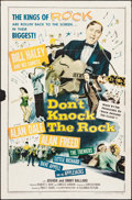 """Movie Posters:Rock and Roll, Don't Knock the Rock (Columbia, 1957). One Sheet (27"""" X 41""""). Rockand Roll.. ..."""