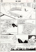 Original Comic Art:Panel Pages, Carmine Infantino and Joe Giella The Flash #132 Story Page14 Original Art (DC, 1962)....
