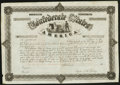 Confederate Notes:Group Lots, Ball 342 Cr. 161 No Denomination 1864 Bond Fine.. ...