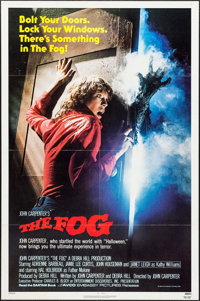 "The Fog (Avco Embassy, 1980). One Sheet (27"" X 41"") Style B & Photos (9) (8"" X 10""). Horror..."