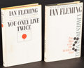"Movie Posters:James Bond, You Only Live Twice by Ian Fleming & Other Lot (New AmericanLibrary 1964). Hardcover Books (2) (Multiple Pages, 5.75"" X 8.5...(Total: 2 Items)"
