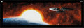 """Movie Posters, Star Trek Into Darkness (Paramount, 2013). IMAX Glow-in-the-Dark Poster (12"""" X 36""""). Science Fiction.. ..."""