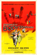 """Movie Posters:Science Fiction, Invasion of the Body Snatchers (Allied Artists, 1956). One Sheet (27"""" X 41"""").. ..."""