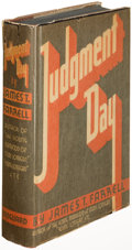 Books:Literature 1900-up, James T. Farrell. Judgment Day. New York: 1935. Firstedition....