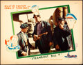 "Movie Posters:Comedy, Steamboat Bill, Jr. (United Artists, 1928). Lobby Card (11"" X14"").. ..."