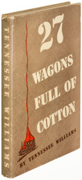 Books:Literature 1900-up, Tennessee Williams. 27 Wagons Full of Cotton. Norfolk:[1945]. First edition....
