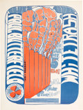 Music Memorabilia:Posters, Paul Butterfield Blues Band Factory Concert Poster (1967). Rare...