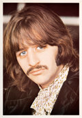 Music Memorabilia:Memorabilia, Beatles - Ringo Starr Signed Photo....
