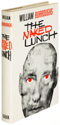 Books:Literature 1900-up, William S. Burroughs. The Naked Lunch. London: [1964]. FirstEnglish edition....