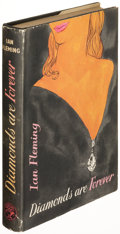 Books:Mystery & Detective Fiction, [James Bond]. Ian Fleming. Diamonds are Forever. London:[1956]. First edition....