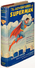 Books:Science Fiction & Fantasy, George Lowther. The Adventures of Superman. New York: [1942]. First edition....