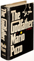 Books:Mystery & Detective Fiction, Mario Puzo. The Godfather. New York: [1969]. First edition....