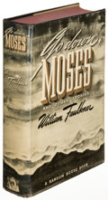Books:Literature 1900-up, William Faulkner. Go Down, Moses. New York: [1942]. Firstprinting....