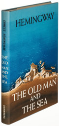 Books:Literature 1900-up, Ernest Hemingway. The Old Man and the Sea. New York: 1952.First edition....