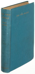 Books:Literature Pre-1900, Henry James. The Two Magics. London: 1898. First edition,colonial issue, first book appearance of The Turn of the...