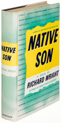 Books:Literature 1900-up, Richard Wright. Native Son. New York: 1940. Firstedition....