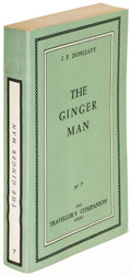 Books:Literature 1900-up, J. P. Donleavy. The Ginger Man. Paris: [1955]. Firstedition....