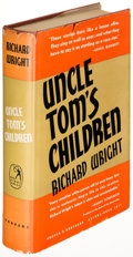 Books:Literature 1900-up, Richard Wright. Uncle Tom's Children. New York: 1938. Firstedition....