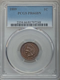 Proof Indian Cents: , 1889 1C PR66 Brown PCGS. PCGS Population: (25/3). NGC Census: (23/0). Mintage 3,336. ...