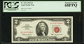 Small Size:Legal Tender Notes, Fr. 1513 $2 1963 Legal Tender Note. PCGS Superb Gem New 68PPQ.. ...