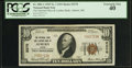 National Bank Notes:Maine, Auburn, ME - $10 1929 Ty. 1 The National Shoe & Leather BankCh. # 2270. ...
