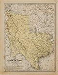 Miscellaneous:Maps, [Map]. Samuel A. Mitchell. No. 13 Map of the State ofTexas. ...